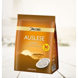 Kawa Jacobs Auslese Gold 36 pads